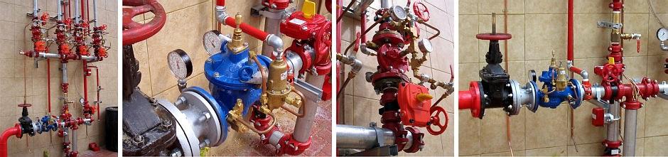 Регулирующие клапана Dorot (Дорот) для систем пожаротушения