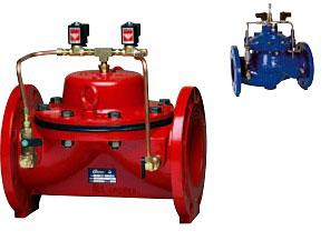 Регулирующие клапана DOROT 100 300 500 EC