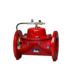 Регулирующие клапана DOROT 100 300 500 FL