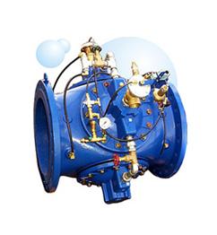 Клапана контроля гидроударов