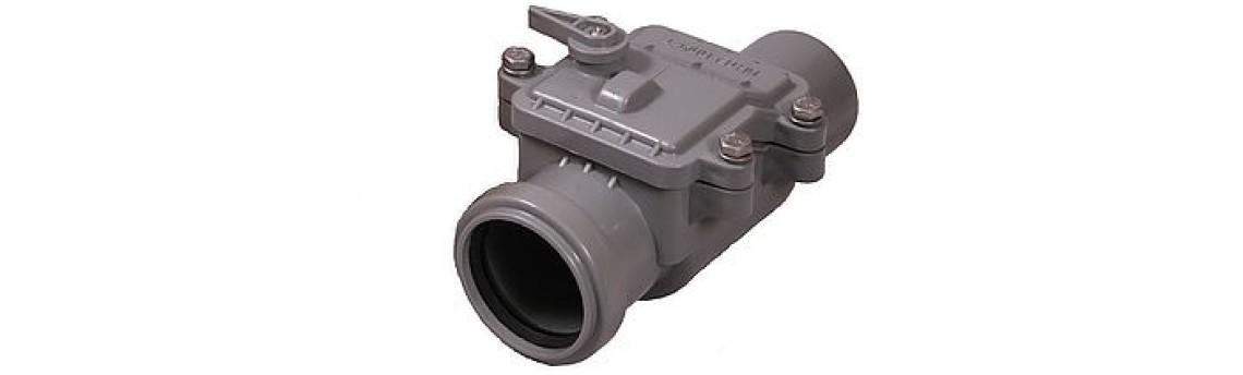 Зачем нужен обратный клапан для канализации?